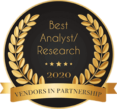 Best Analyst Research Trust Badge